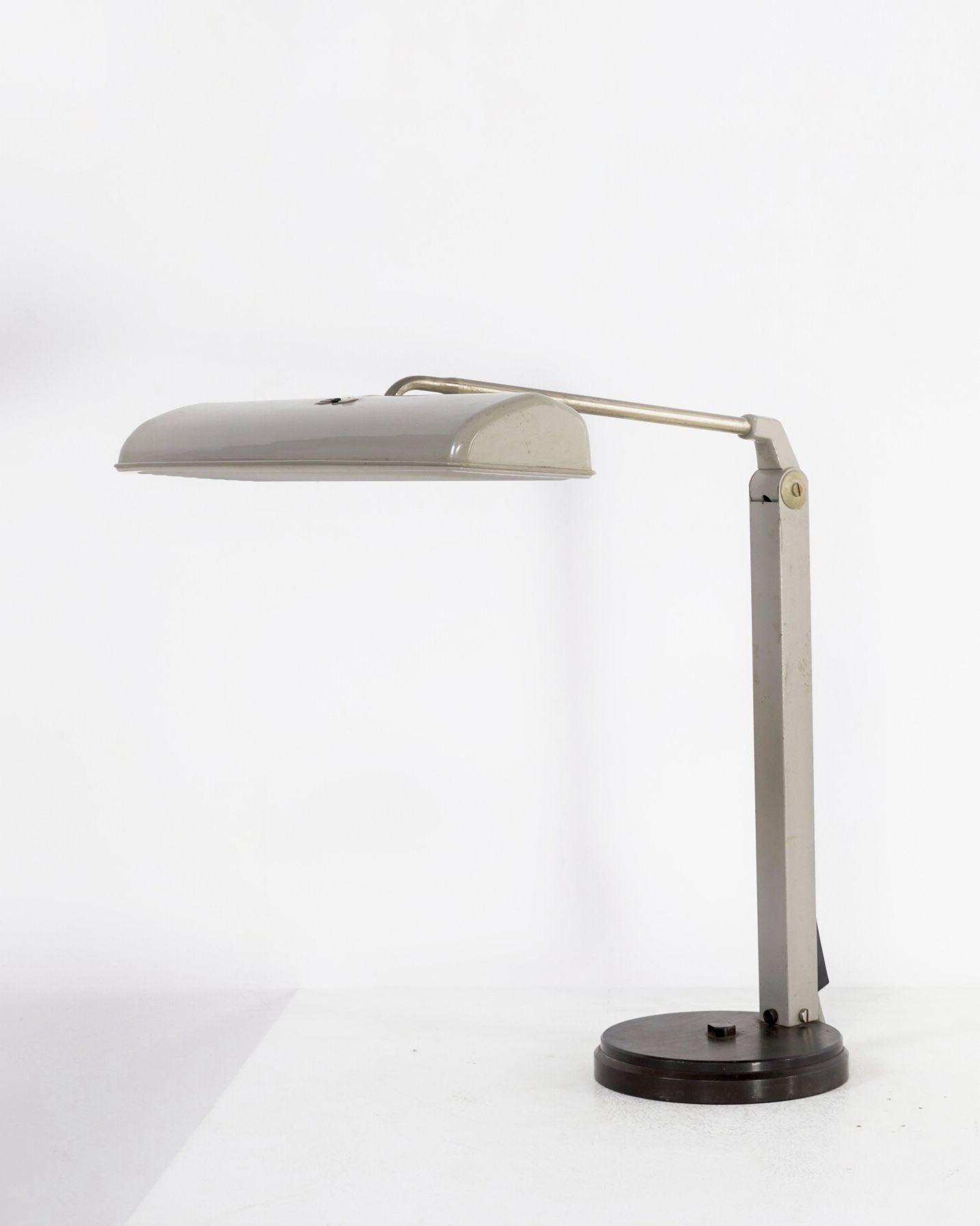 Waldmann Leuchten table lamp 1960s   via barbmama.nl ...