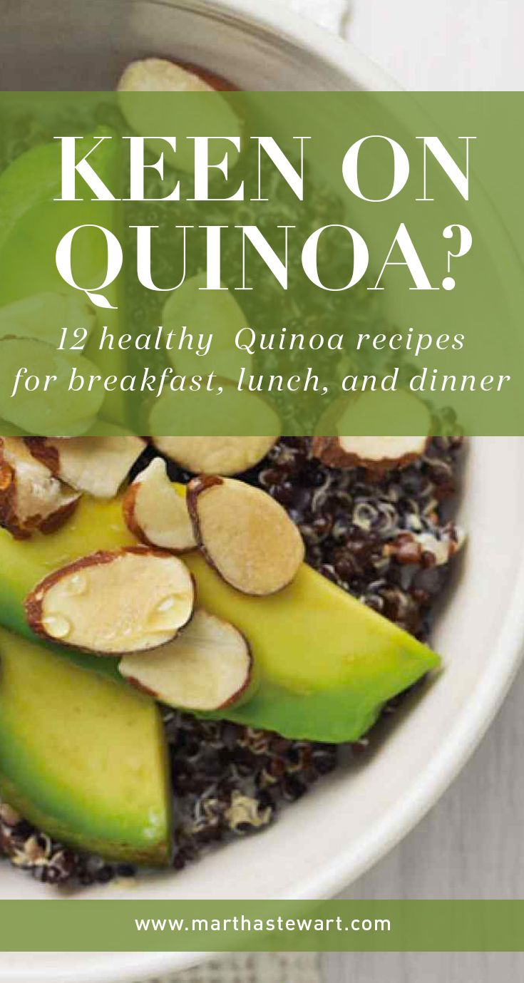 Photo of Breakfast Quinoa Recipes You Could Also Serve For Brunch (Or As a Snack)