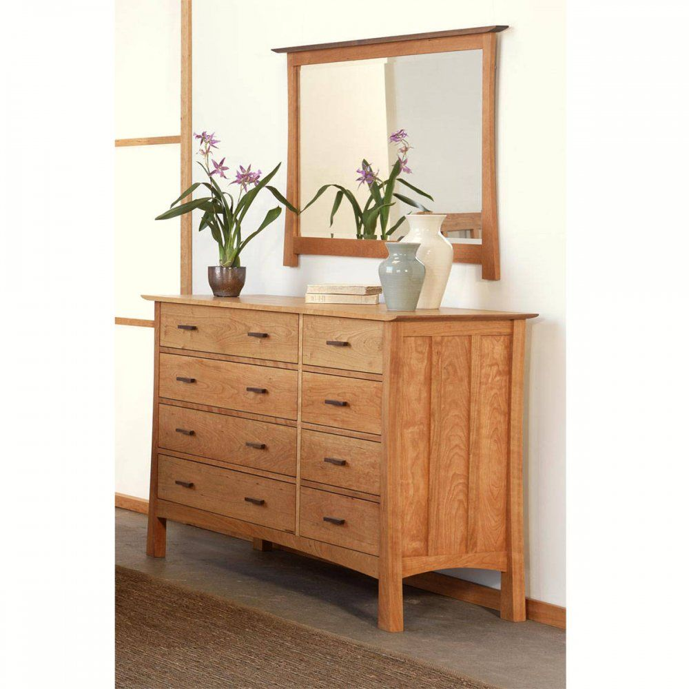 Our Contemporary Craftsman Large Wood Framed Accent