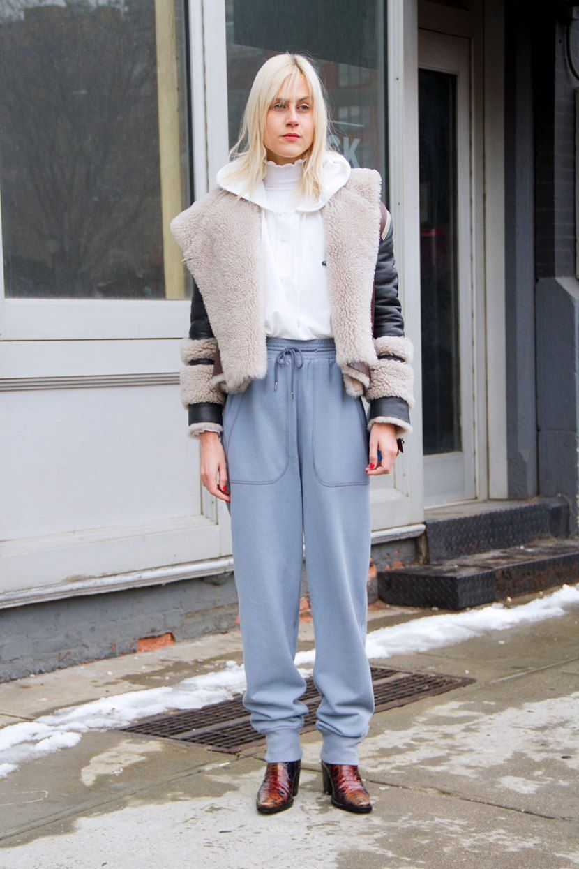 28 Perfect Ways to Wear Shearling ThisSeason