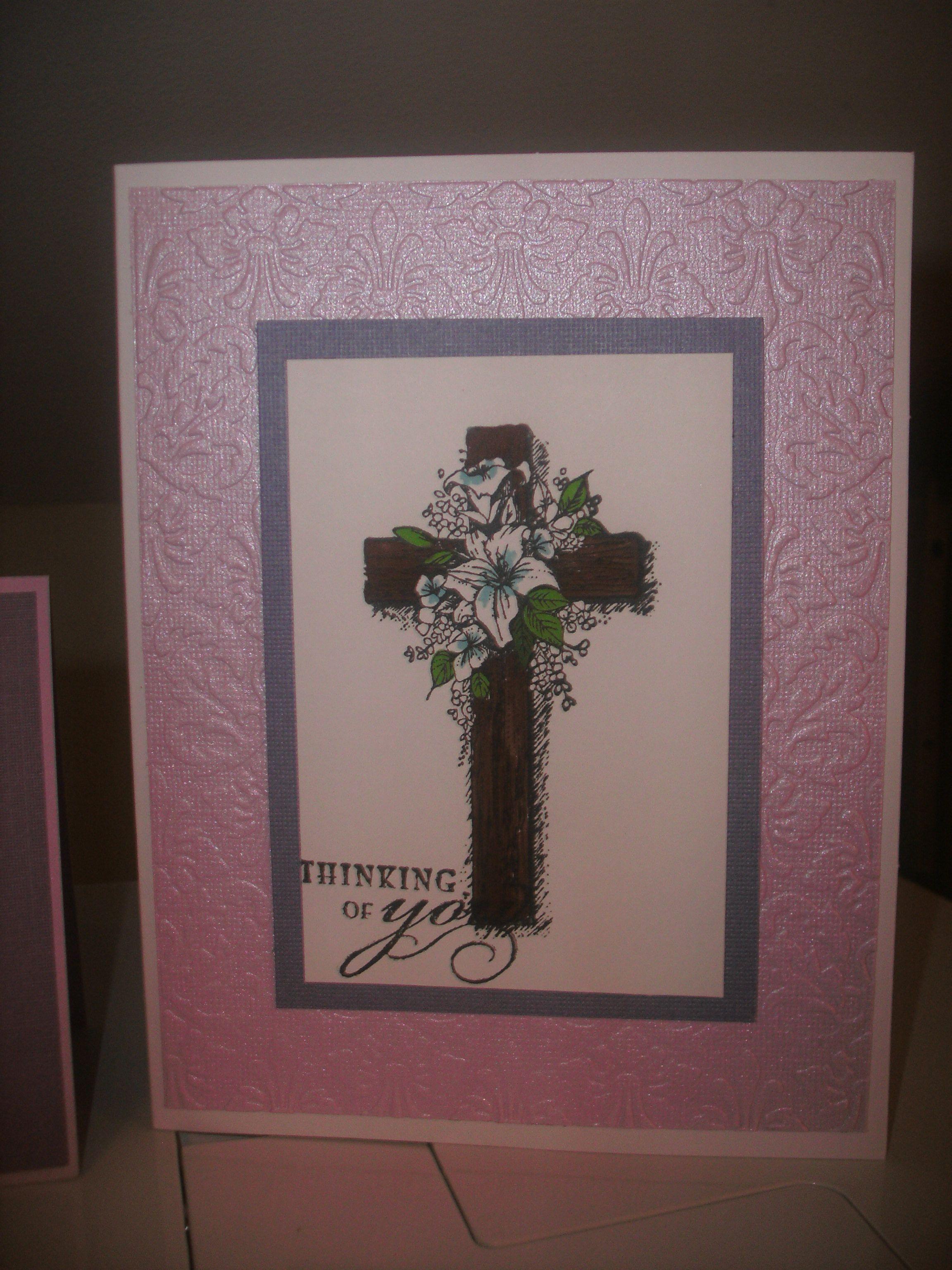 Easter card cards handmade easter cards