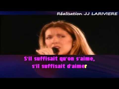 ALBUM GRATUITEMENT TÉLÉCHARGER DAIMER CELINE SIL SUFFISAIT DION
