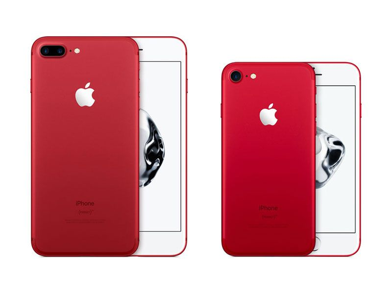 Apple Unveils IPhone7RED And IPhone7PlusRed India Price Release Date Iphone 7