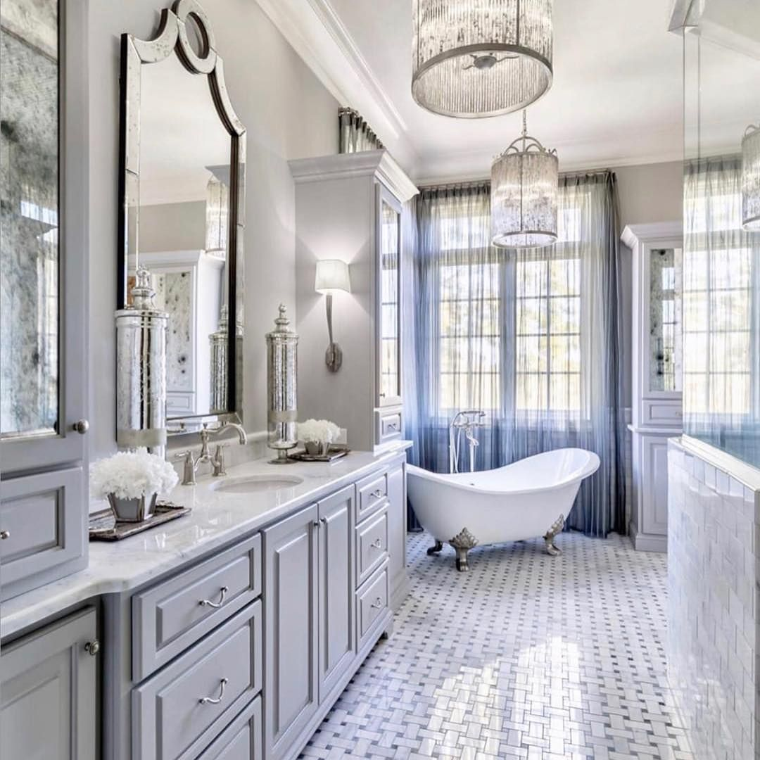 Simply Unique Space On Instagram A Dream Master Bathroom And