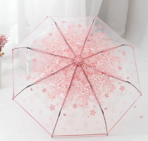 Kawaii Lovely cute Cherry blossoms umbrella