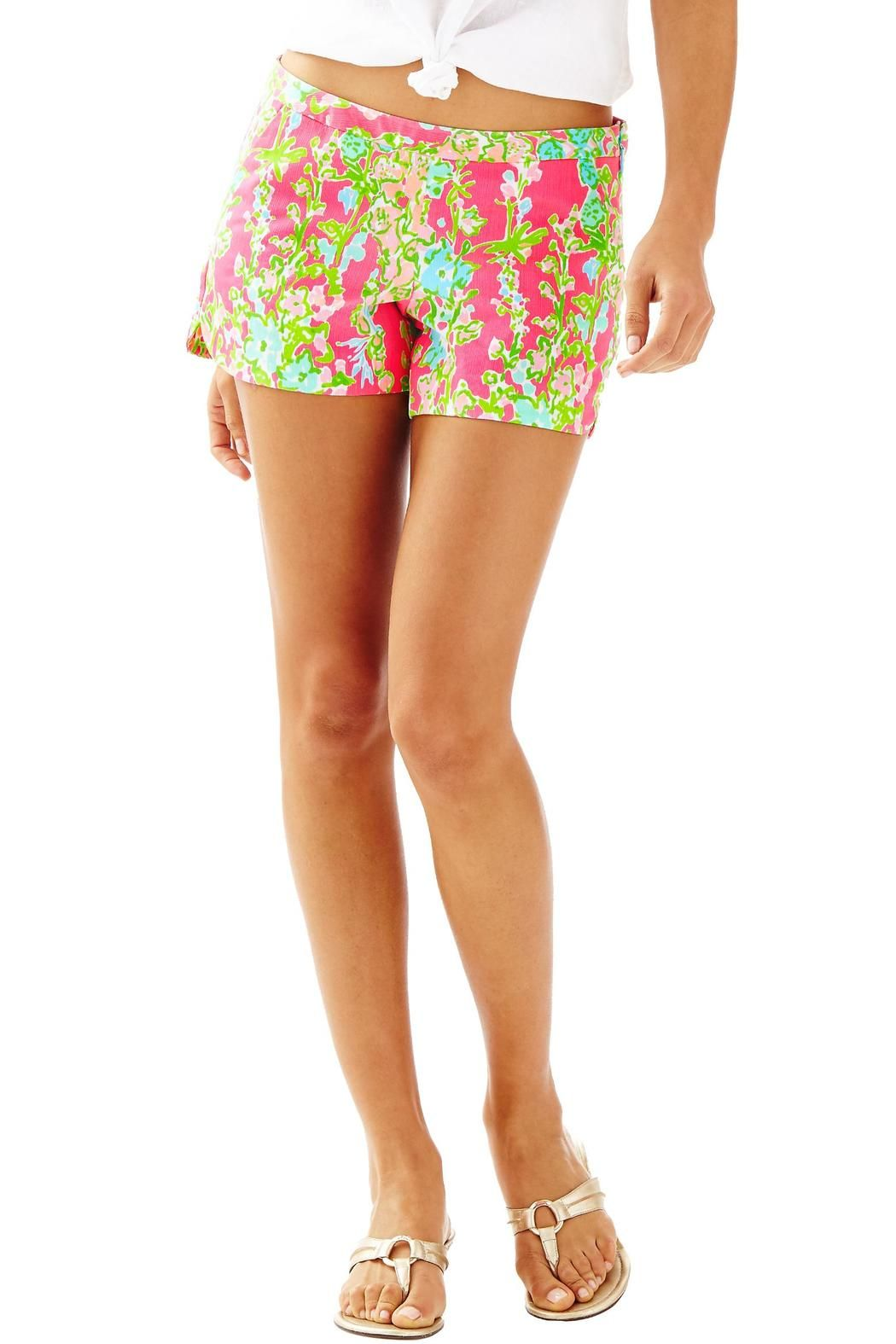 c6b646fa6dca93 The Addie Short is a 4 inch printed short and our newest length at Lilly.