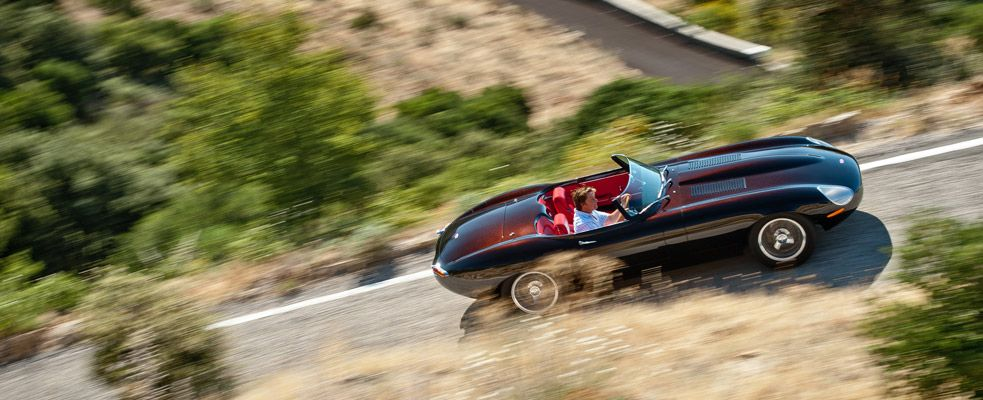 The Eagle Jaguar E-Type Speedster