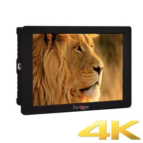 PortKeys LH7 7 inch 4K 1920 x 1200 On-Camera Field HDMI