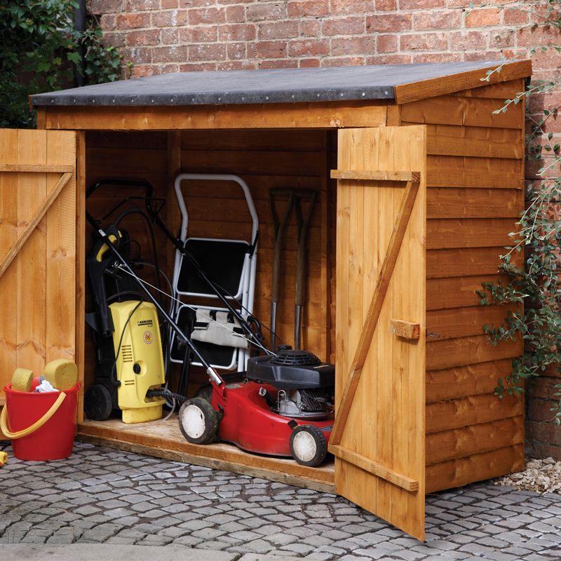 Larchlap Maxi Wall Store Garden storage, Outdoor storage