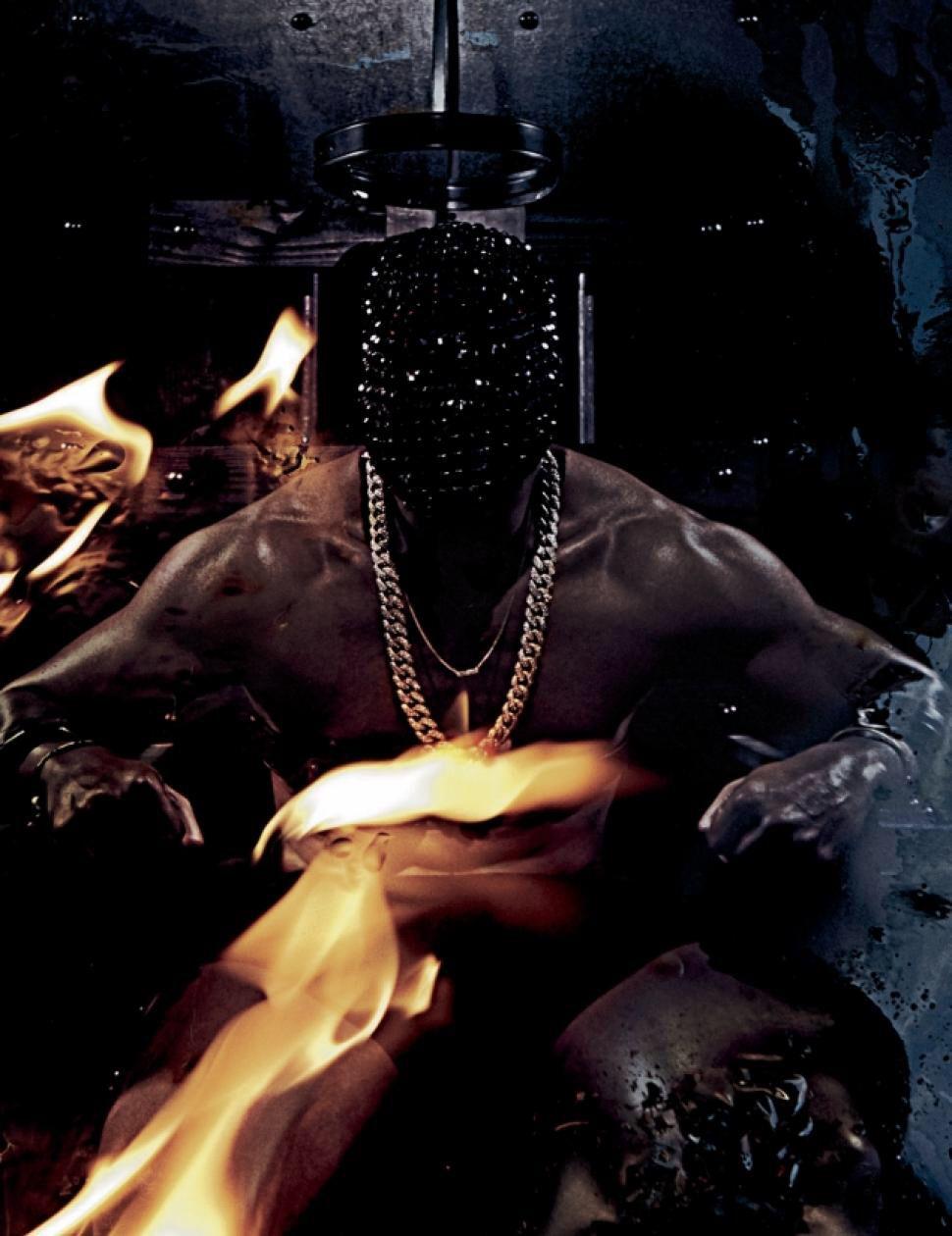 Maison Martin Margiela Mask Kanye West Kanye West Kanye West Wallpaper Kanye