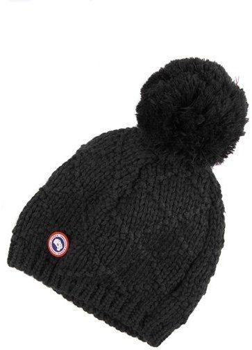 2c9eff042c2f8 Canada Goose Pom Merino Wool Beanie