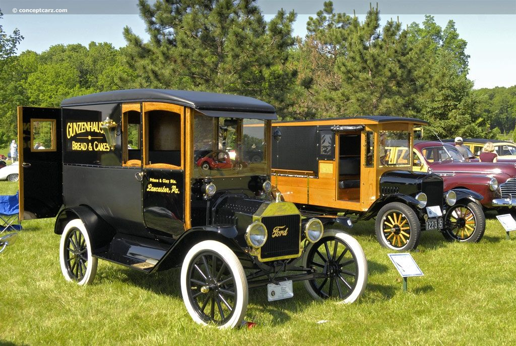 Auction Results And Data For 1915 Ford Model T Tin Lizzie Conceptcarz Model T Ford Models Ford