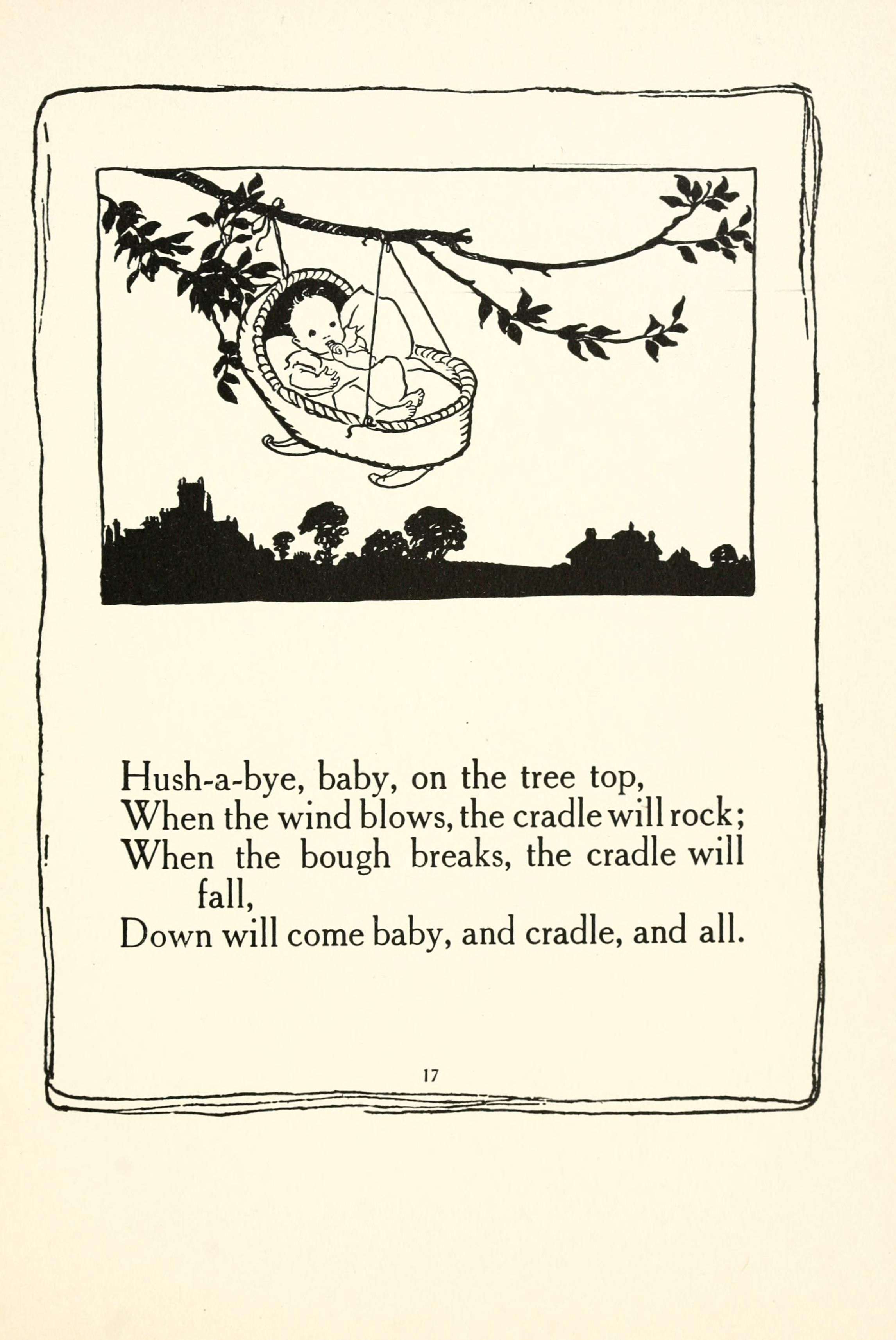 The Old Nursery Rhymes By Rackham Arthur Ill