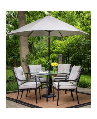 ff72f0258a08 Table Umbrella for the Lavallette Outdoor Dining Collection - 108