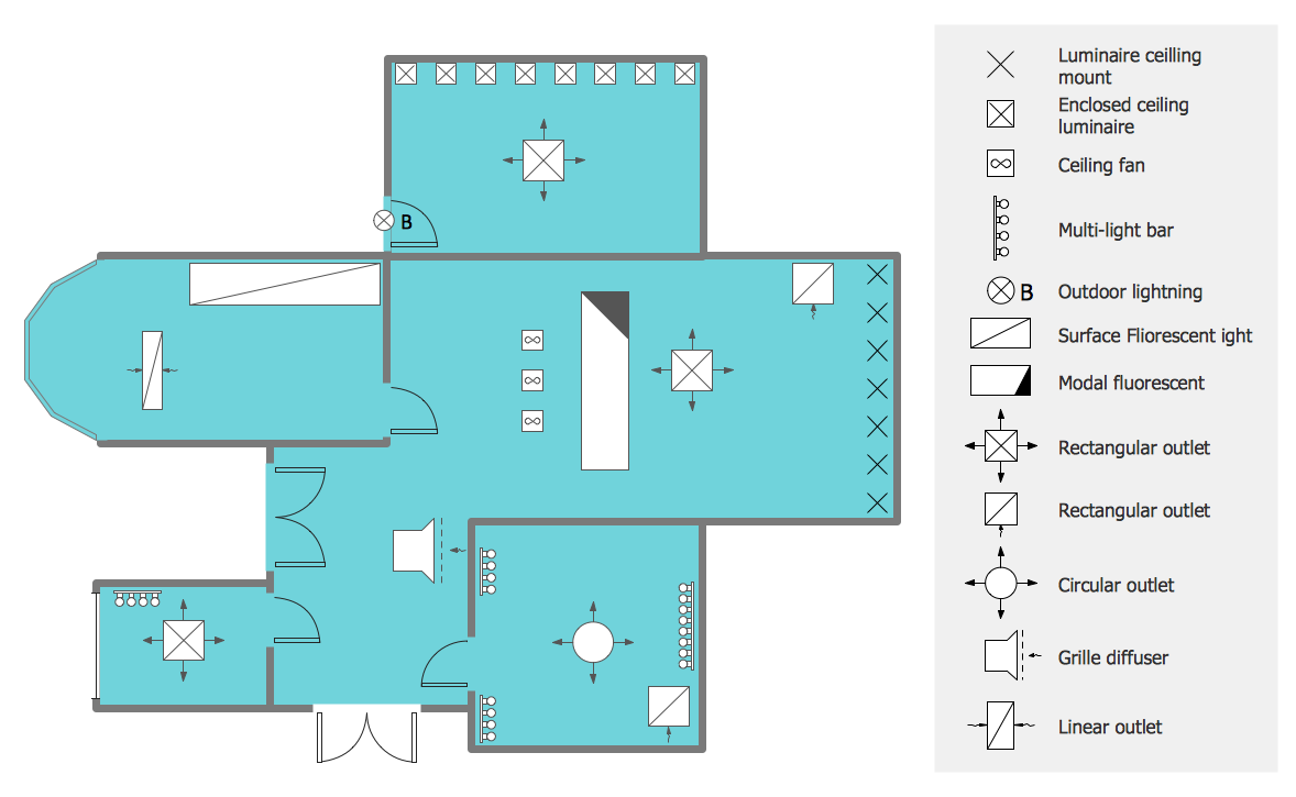 Reflected Ceiling Floor Plans Making Software My Design