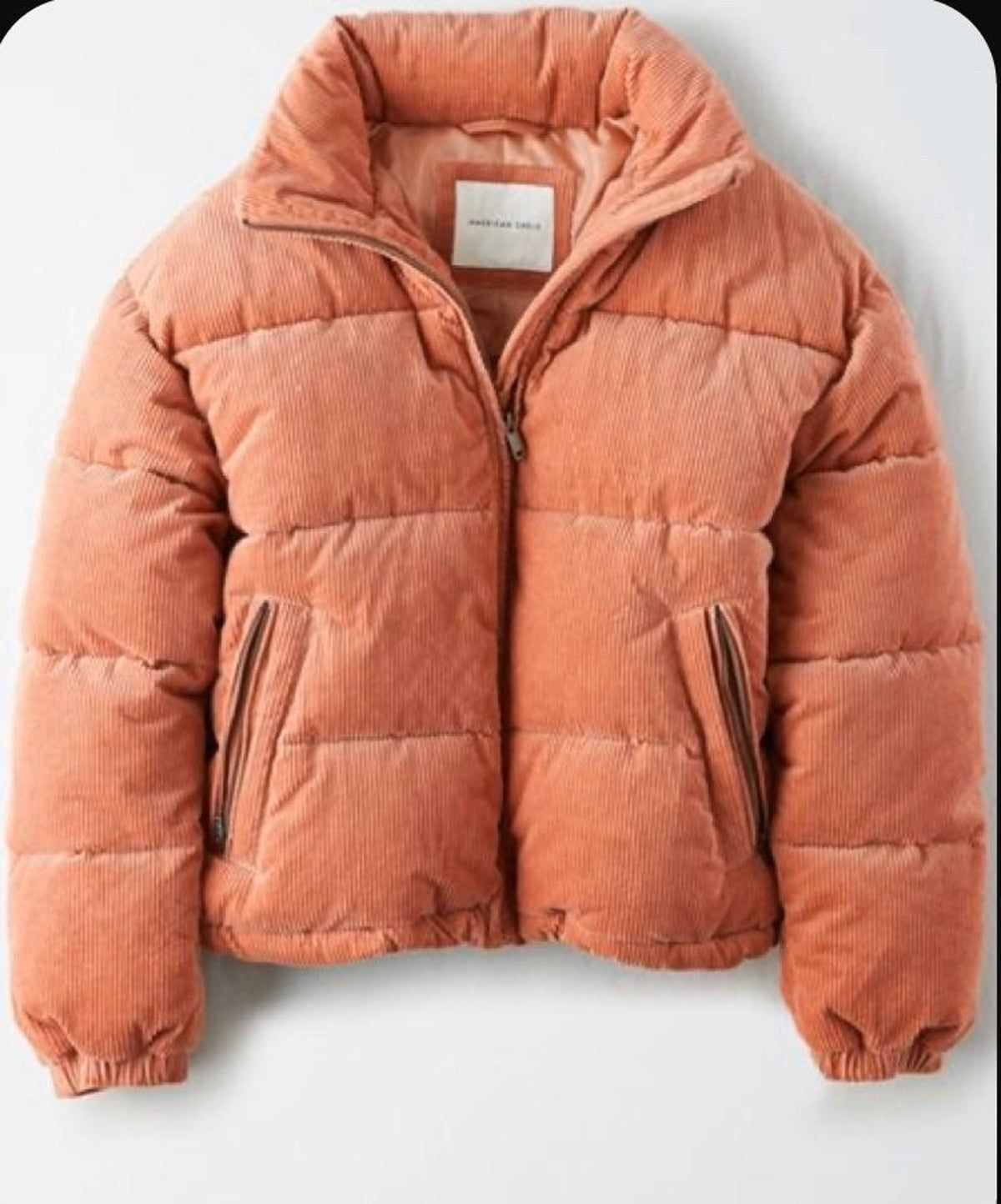 AE Corduroy Puffer Jacket in 2020 (With images)