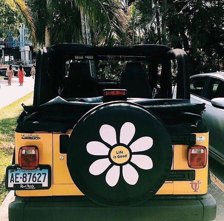 Vsco On Instagram Jeeps Beep Beep ꔛ Flowers Colorful