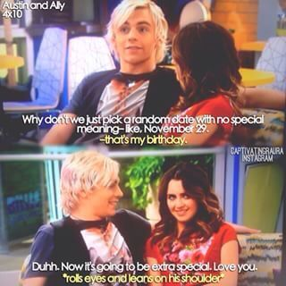 Austin en Ally dating voor real