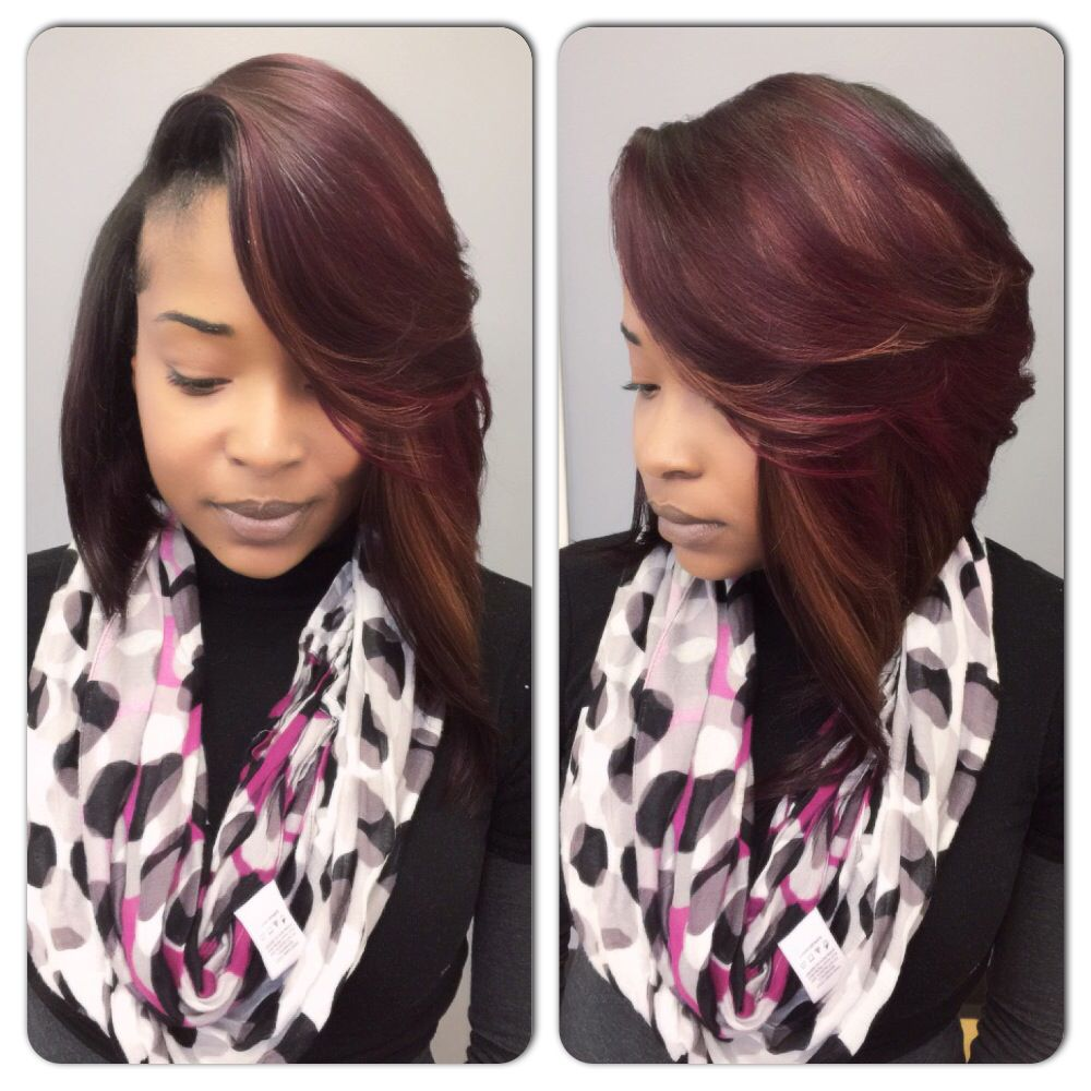 Bob quick weave things to wear pinterest quick weave bobs and