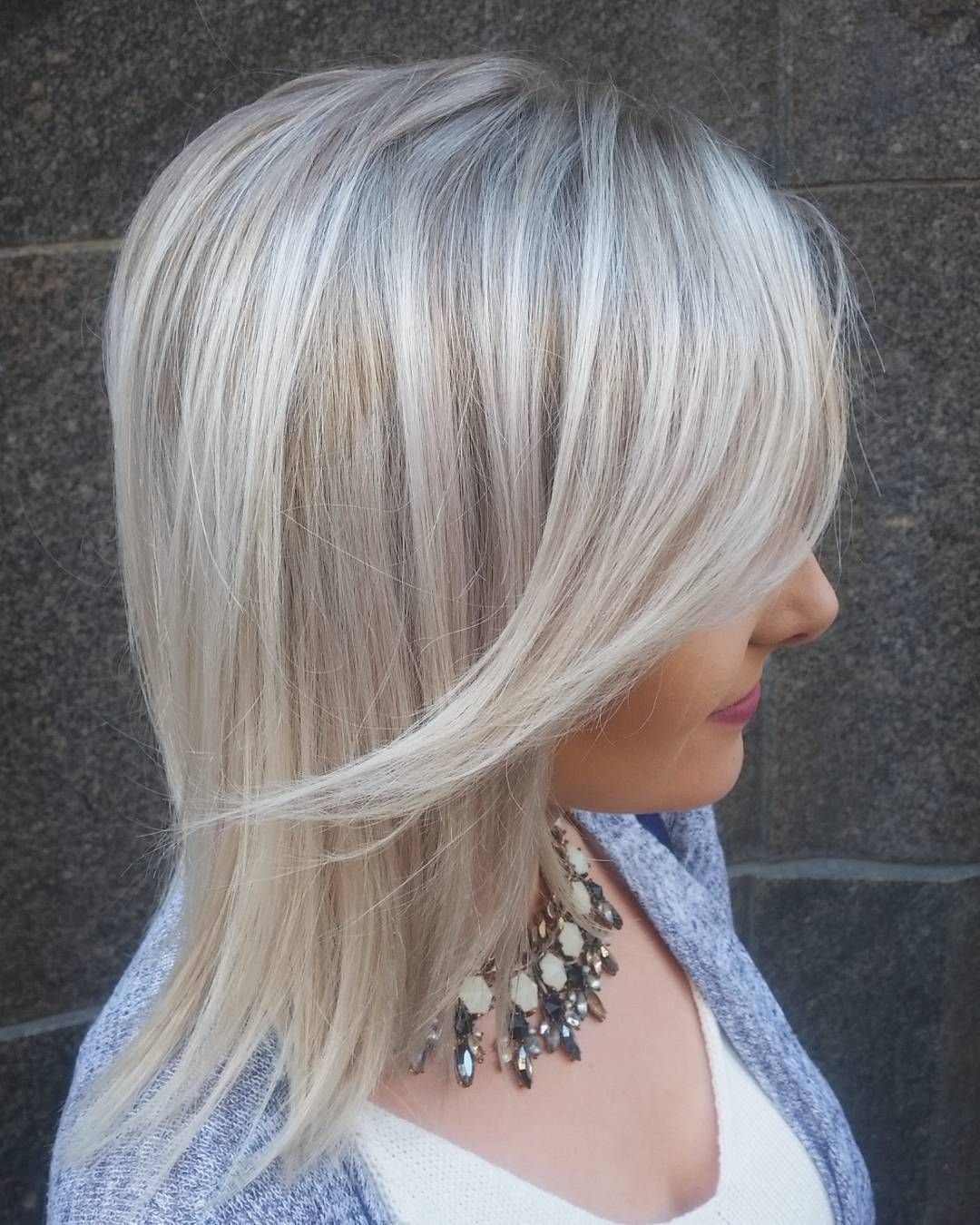 50 Stunning Light and Dark Ash Blonde Hair Color Ideas ...Light Ash Blonde Hair