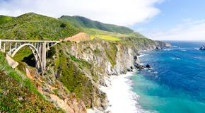 A honeymoon like no other - drive from San Fran to LA