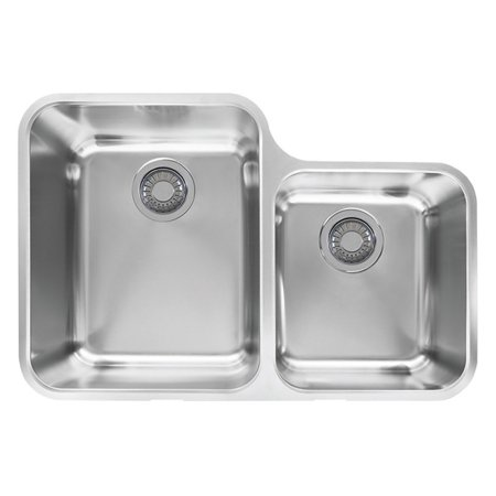 Home Improvement Double Bowl Kitchen Sink Sink Stainless Steel