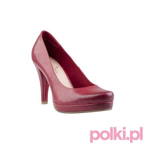 Czerwone Czolenka Ccc Cena Ok 89 Zl Fashion Shoes Shoes Spring Summer Spring Shoes
