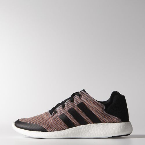 Adidas Pure Boost zapatos Core negro / CORE negro / St Carga Brown