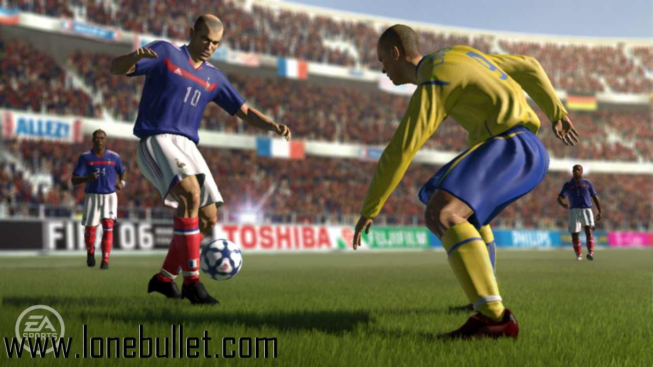 Download Fifa 2006 Unlocker For The Game Fifa 2006 You Can Get It From Lonebullet Http Www Lonebullet Com Trainers Dow Fifa 2006 Fifa Fifa World Cup