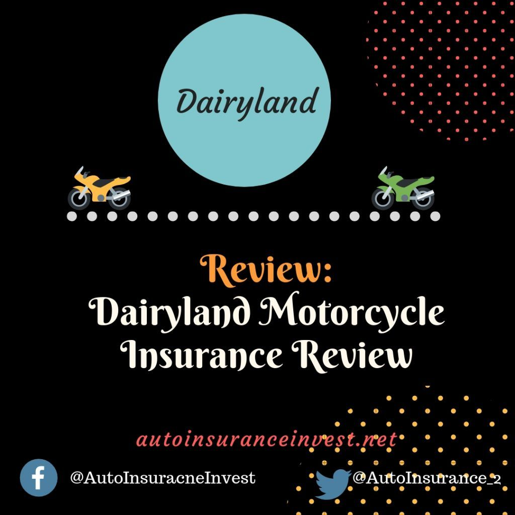 Dairyland Motorcycle Insurance Best Review 2018 With Images