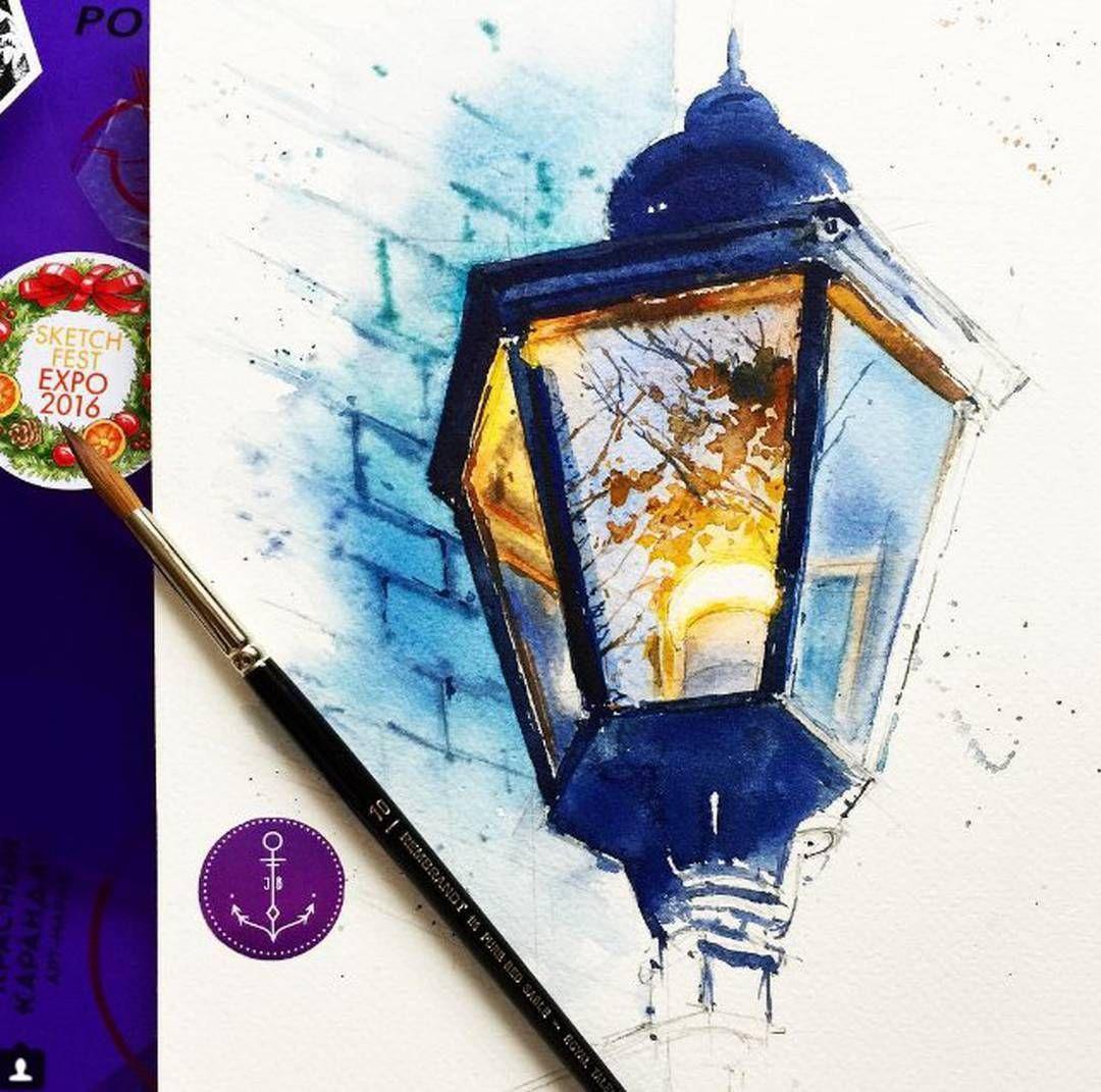 Ghim Của Annie Craig Tren Watercolors Hoa Anh đao Nghệ Thuật