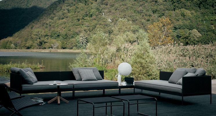 BASKET 357 module. Contemporary PatioRoof GardensGarden FurnitureOutdoor ... - BASKET 357 Module Roda Terrace - Balcony - Atrium Pinterest