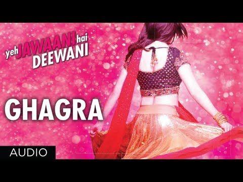 Yeh Jawaani Hai Deewani Full Song Ghagra Ranbir Kapoor Deepika Padukone Hollywood Video Songs Lyrics
