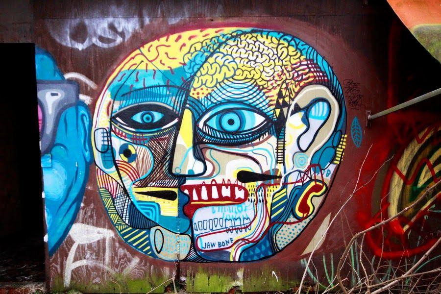 FotoHeLa: Graffiti in Doel