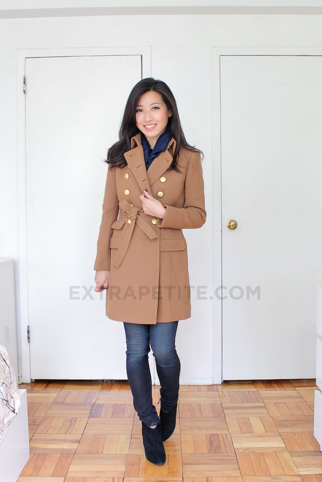 Review: J.Crew Townhouse Trench Coat in Petite | Trench coats ...
