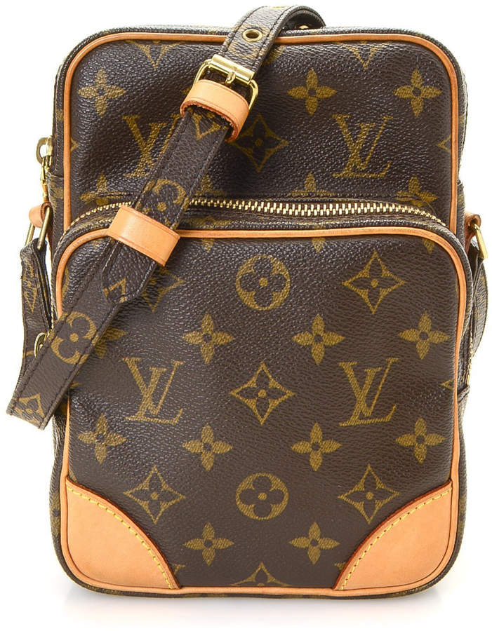 e0ee65f7be2 Louis Vuitton Amazone 22 Crossbody - Vintage