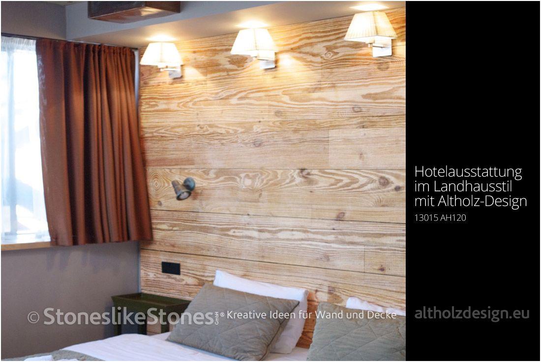 Altholz design von stoneslikestones hotelzimmer im for Hotelzimmer deko