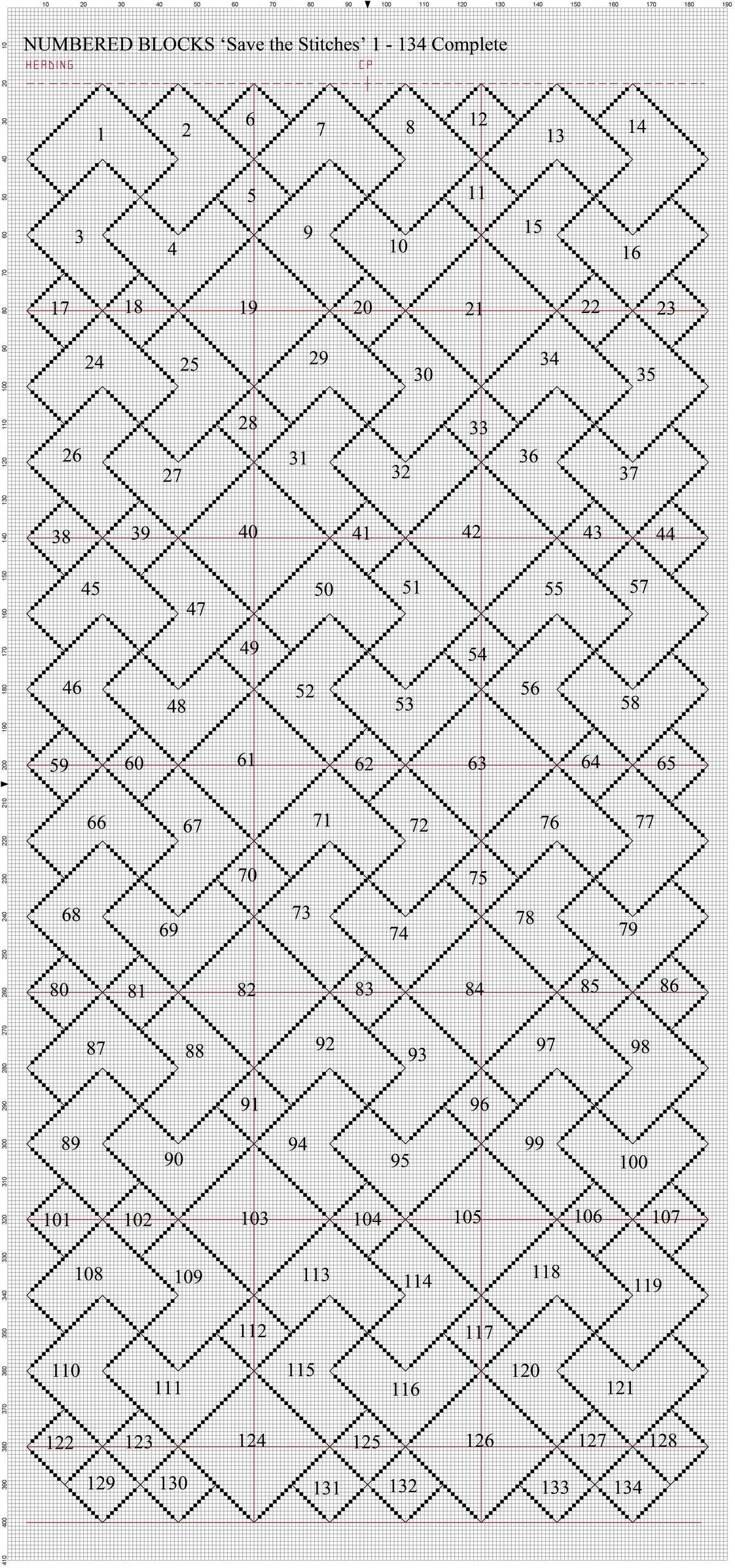 Blackwork Patterns Simple Inspiration