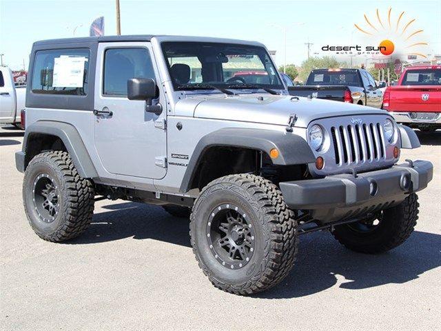 Desert Sun Roswell Nm >> Billet Metallic 2013 Jeep Wrangler Sport For 34 400 Now Located At