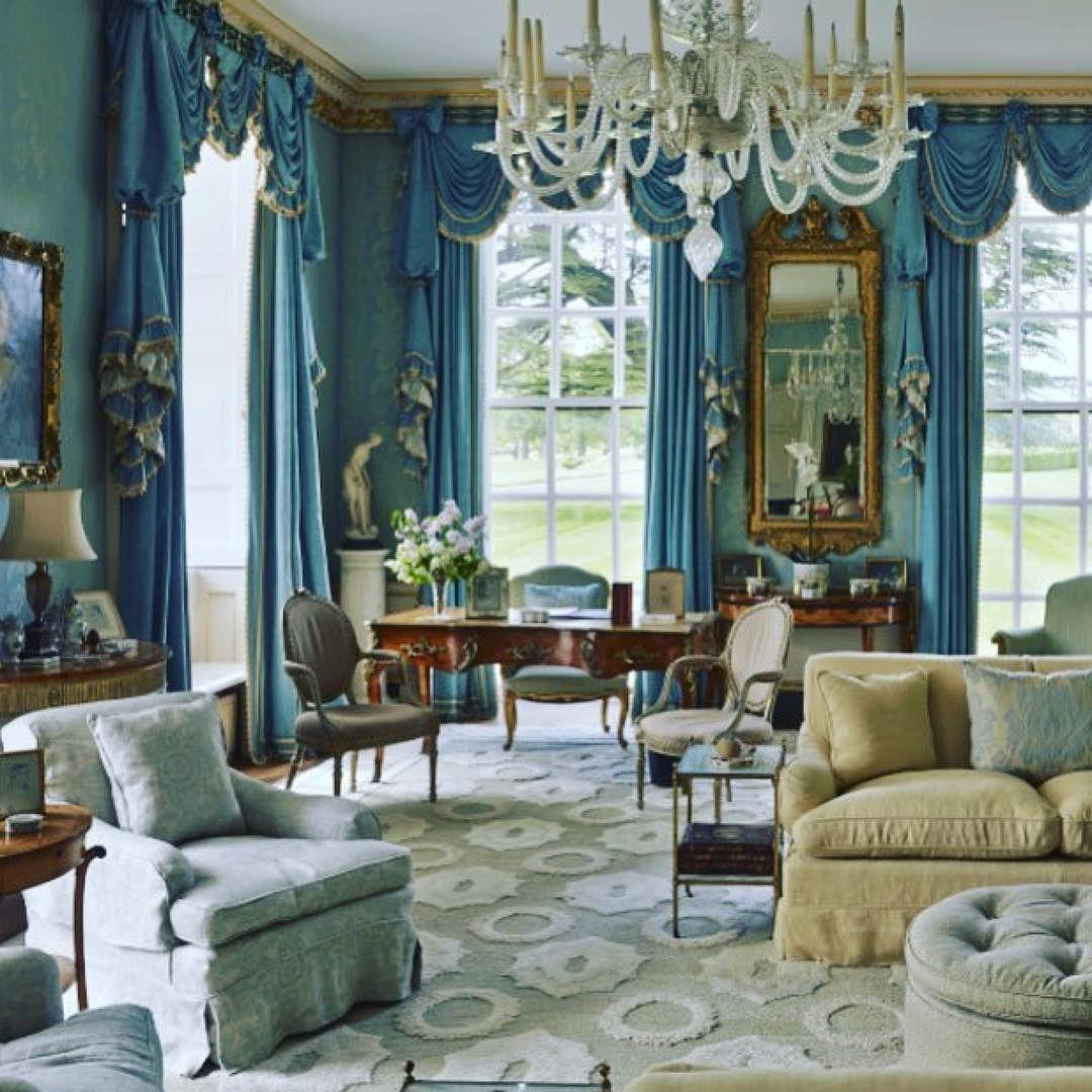Pincharming Interiors On Charming Interior Design  Pinterest Inspiration 1930S Interior Design Living Room Inspiration