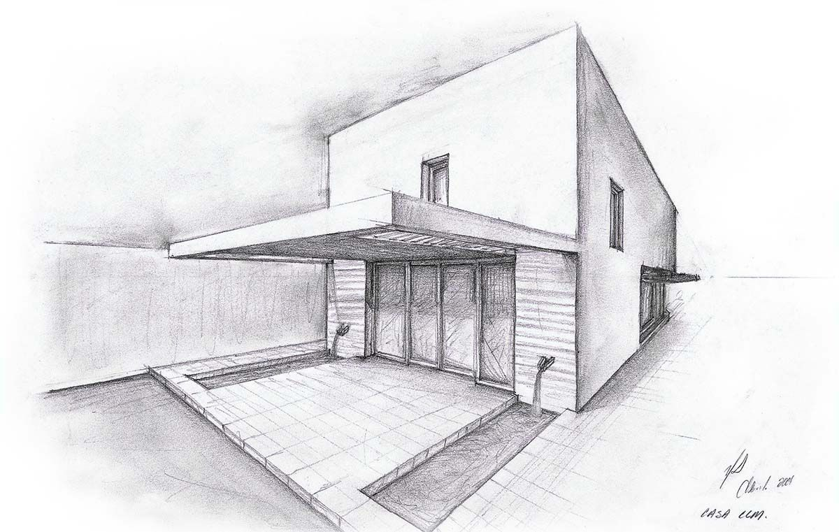 Victor Diaz Arquitectos Sketches Bocetos Arquitectura Arquitectura Conceptual Perspectivas Arquitectura