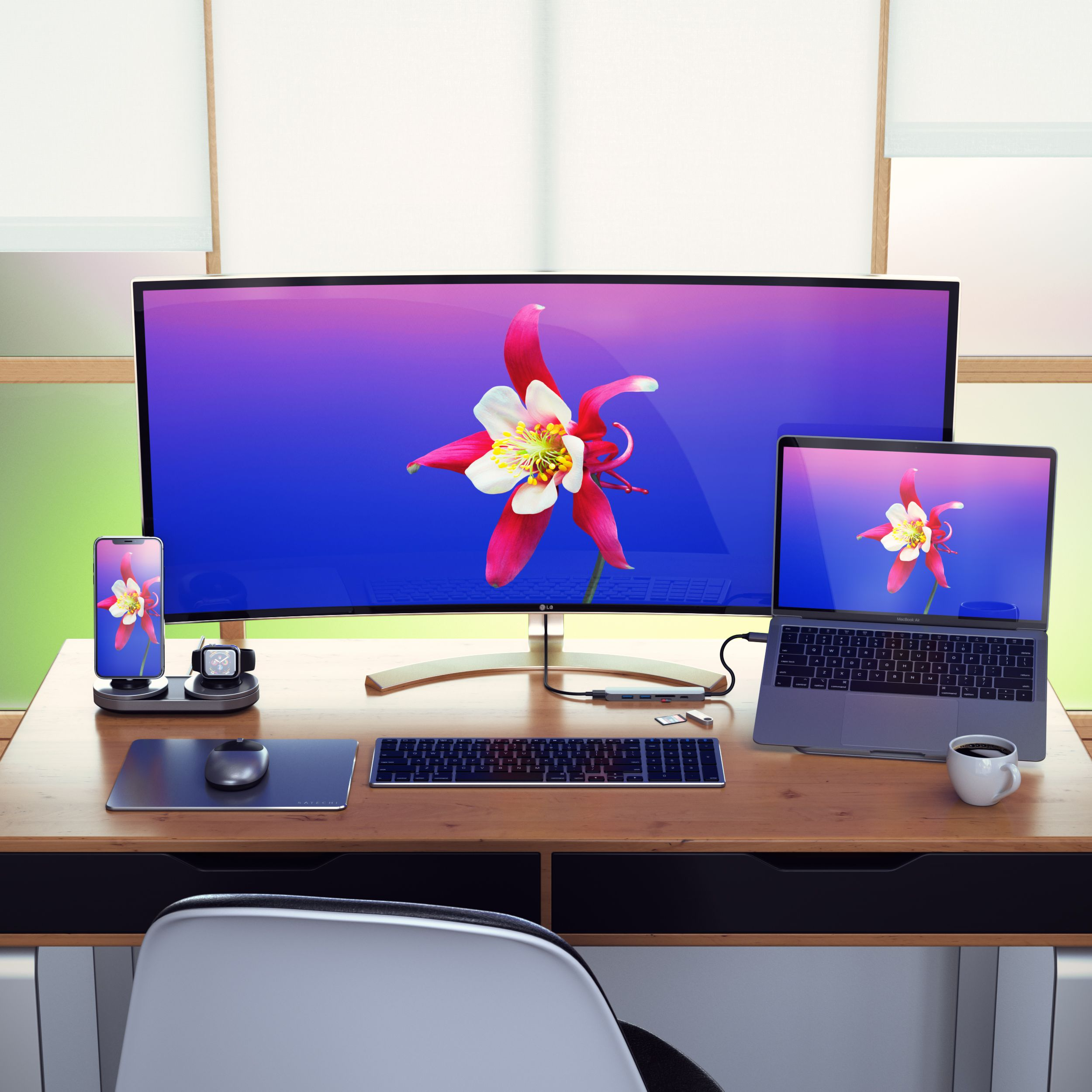 Satechi Memorial Day Sale | Macbook, Macbook pro setup, Pc setup