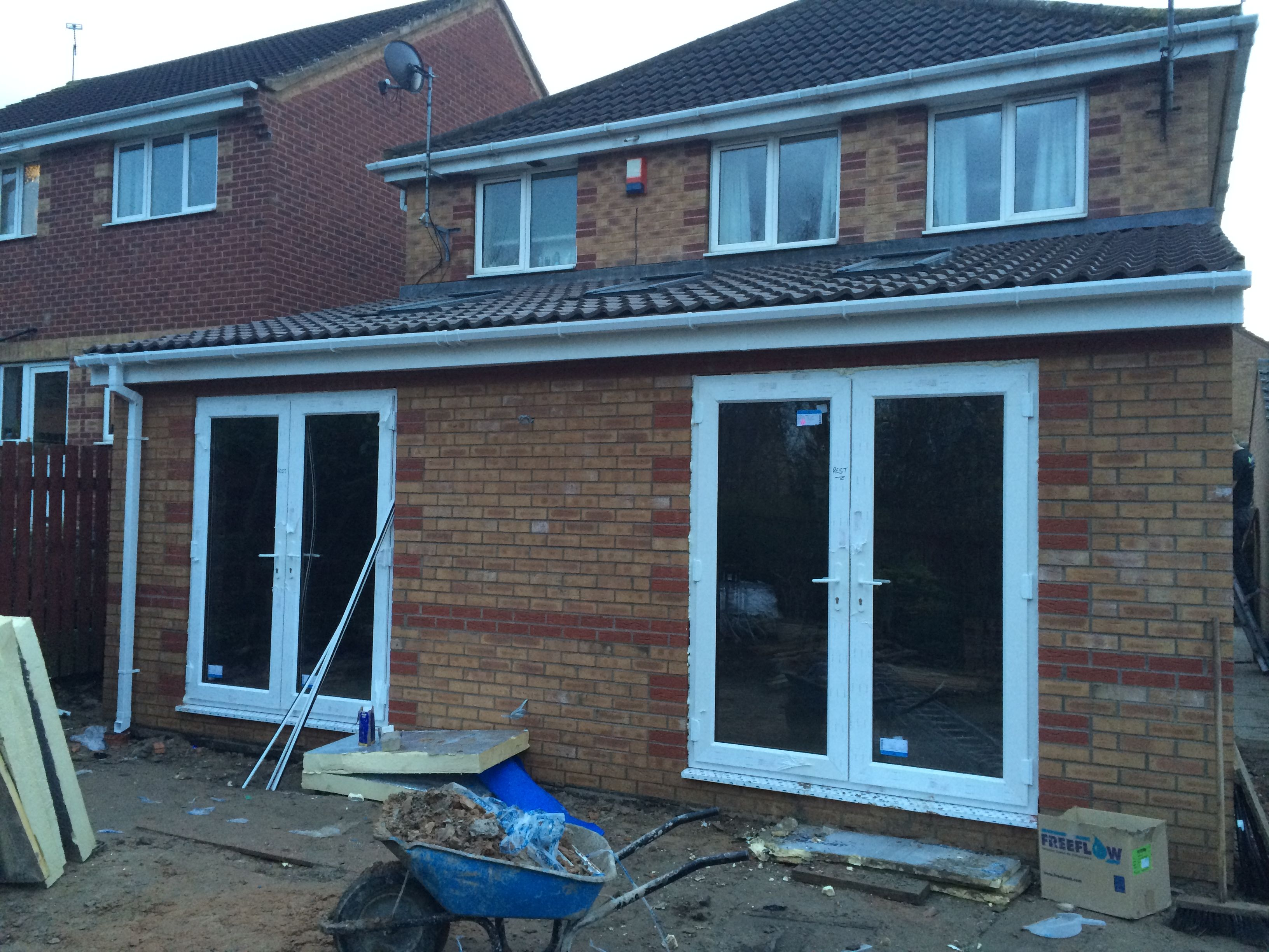 Crendon Conservatories   Modern Glass Extensions, Roofs ...