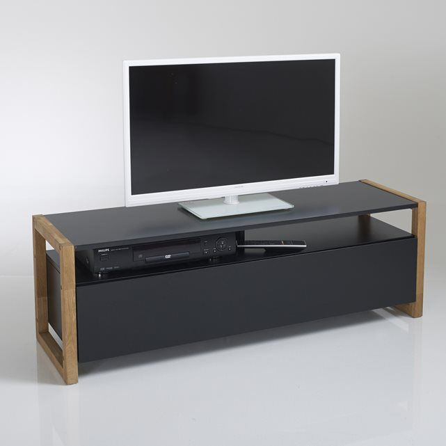 le dernier f4c7b 3c641 COMPO TV Unit with Push-To-Open Door   House in 2019 ...