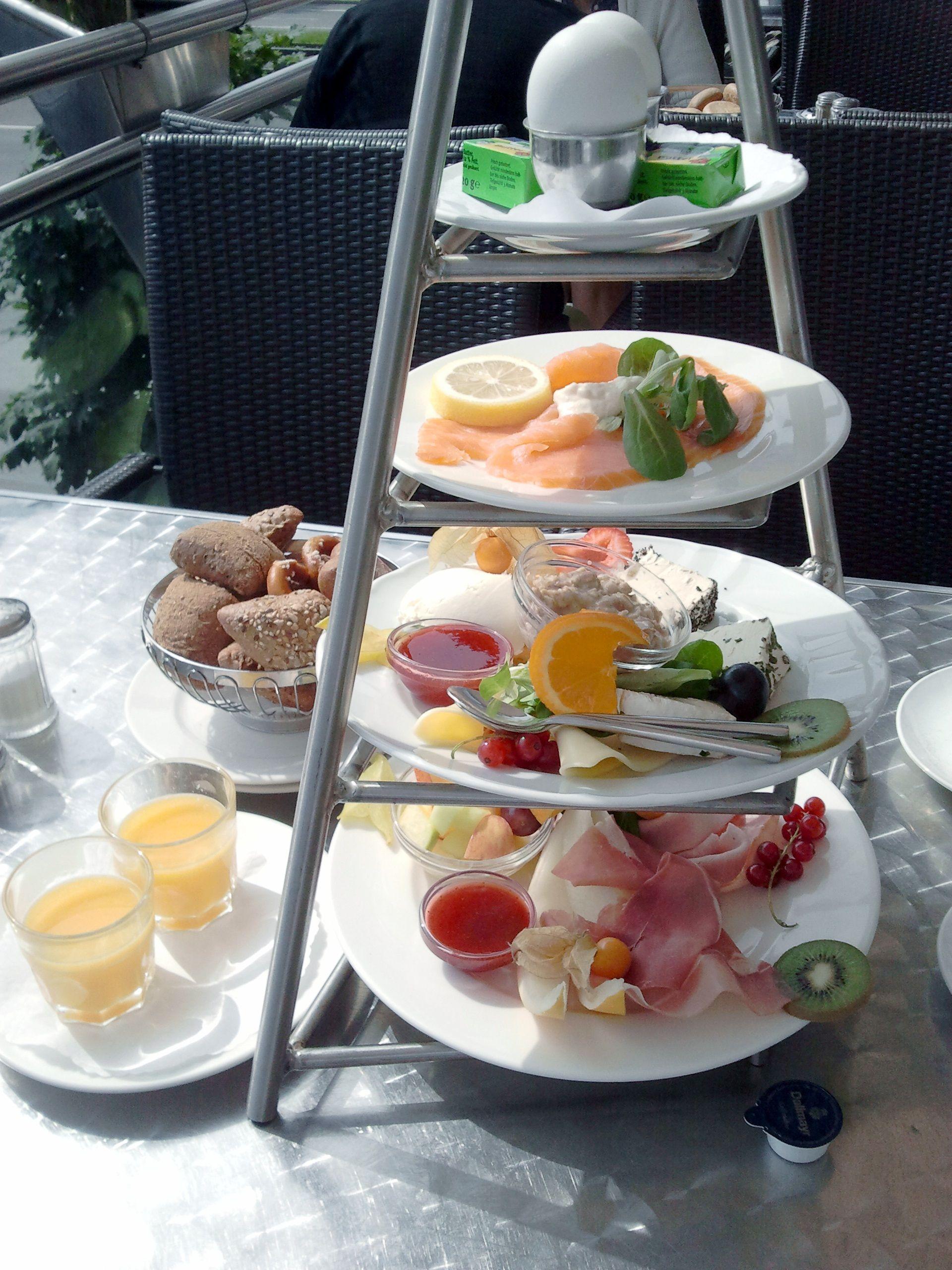 Frühstück Gäste Bewirten