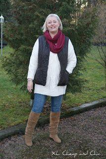 XL Cheap & Chic: Helppoa ja ajatonta pukeutumista - Easy and timele...