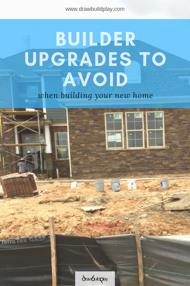 Top 10 Builder Upgrades You Should Do Home Building Tips Home Construction Building A New Home