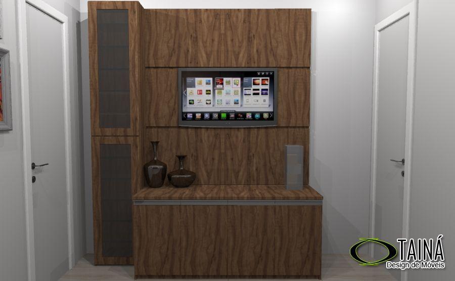 painel tv, escritório, movéis planejados
