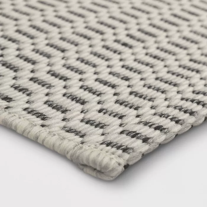 Resort Weave Outdoor Rug Gray Project 62 In 2020 Grey Rugs