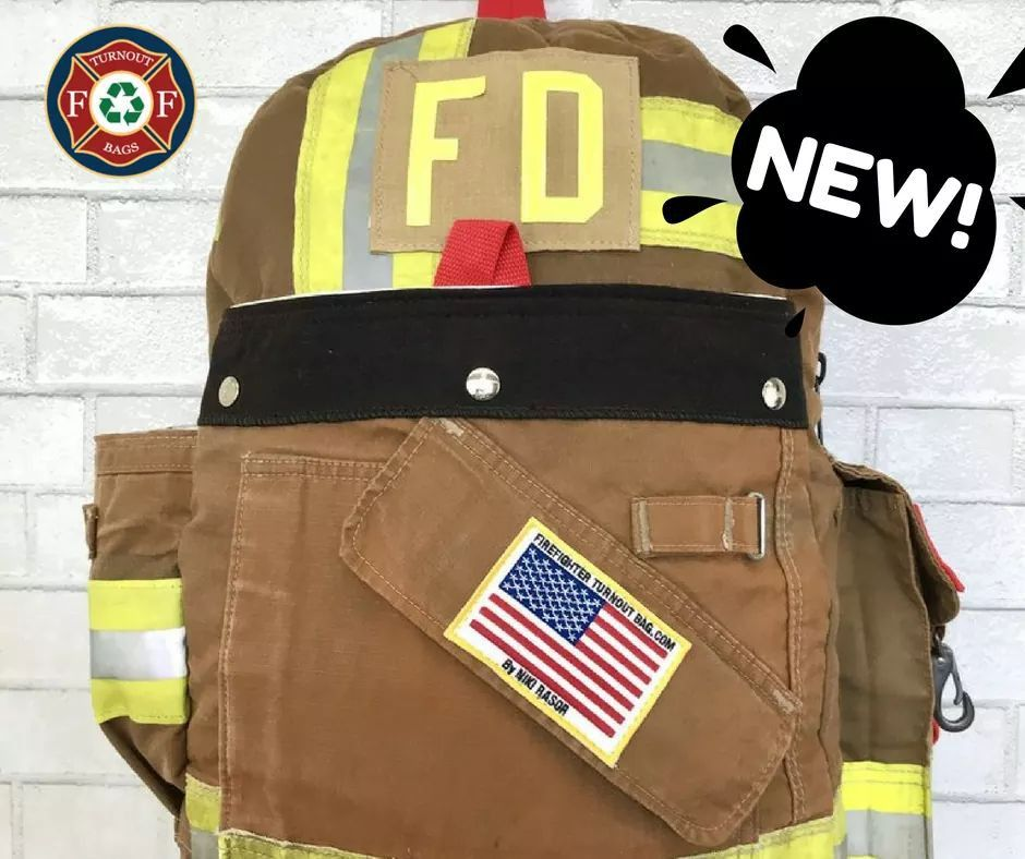 Fftob Backpacks In Stock Www Firefighterturnoutbags By The Original Firefighter Turnout Bags Niki Rasor